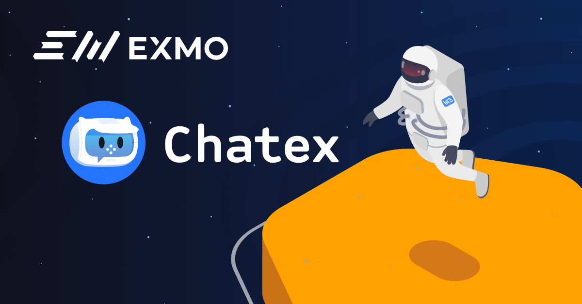 EXMO Partnered with Chatex Neobank